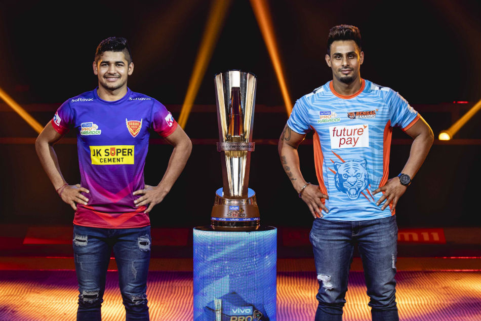 Year Ender 2019: Bengal Warriors lift maiden Pro Kabaddi title; Pawan Sehrawat, Naveen, Pardeep Narwal set new records
