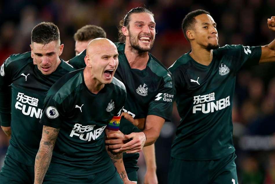 Sheffield United 0-2 Newcastle United: Saint-Maximin and Shelvey on target