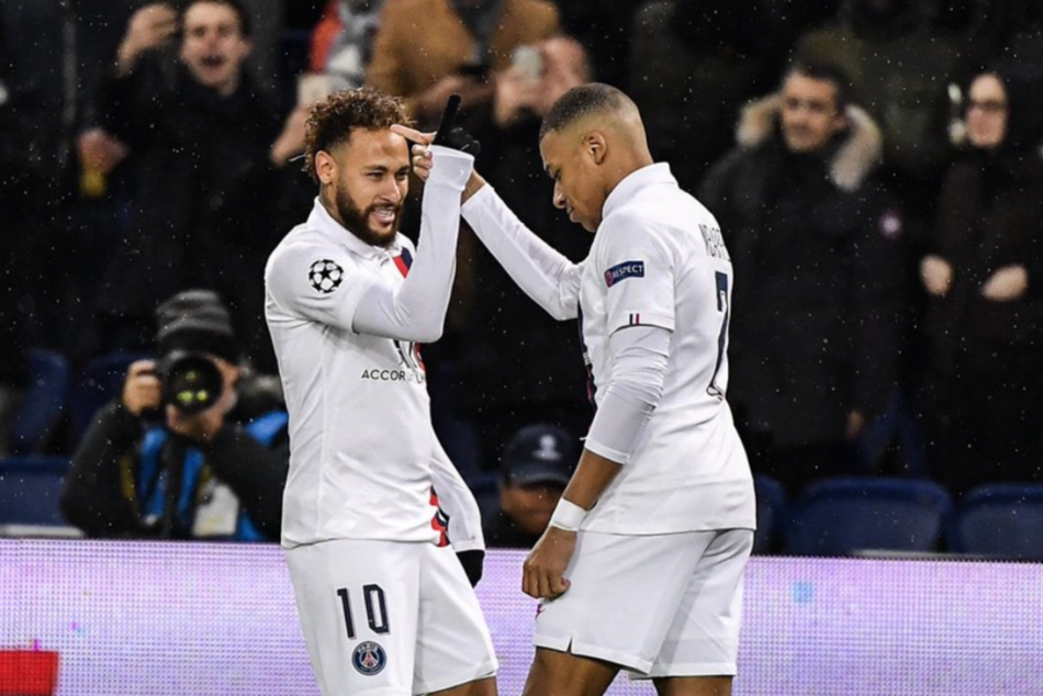 Paris Saint-Germain 5-0 Galatasaray: Neymar shines in Parc des Princes rout