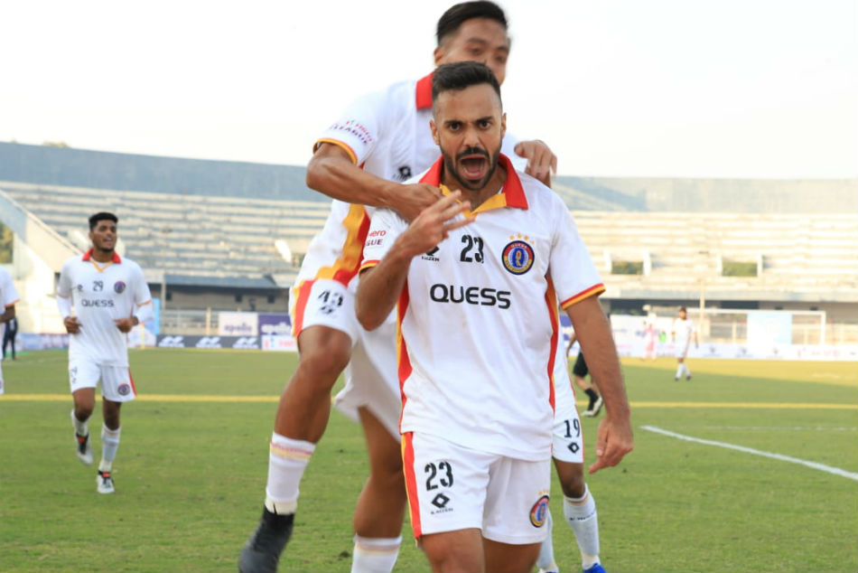 I League: Juan Mera saves East Bengal the blushes against Punjab FC