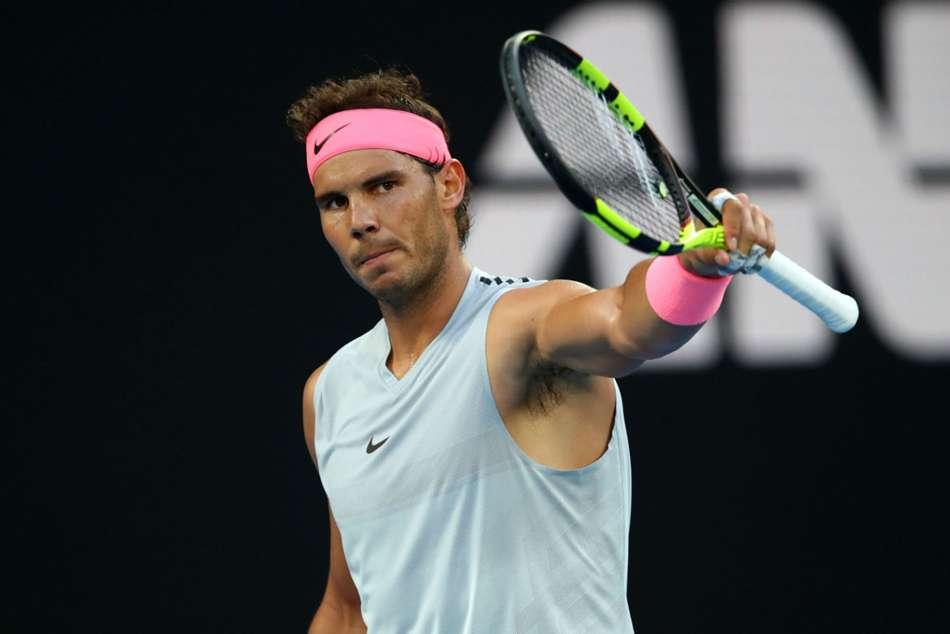 Top guns all confirm for Australian Open