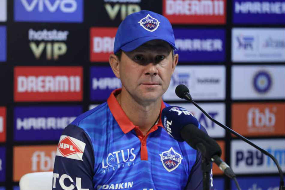Coach Ponting Meets Delhi Capitals Management Ahead Of Ipl Auction
