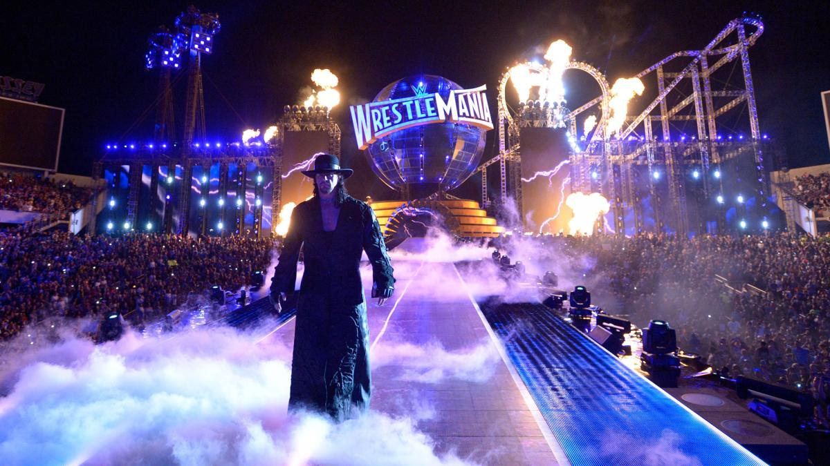Rumour: The Undertaker is done performing at WWE WrestleMania - myKhel