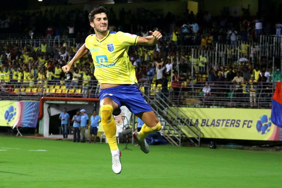 Sergio Cidoncha took only 61 seconds to score the fastest goal this season of the Hero ISL when Kerala Blasters FC met FC Goa.