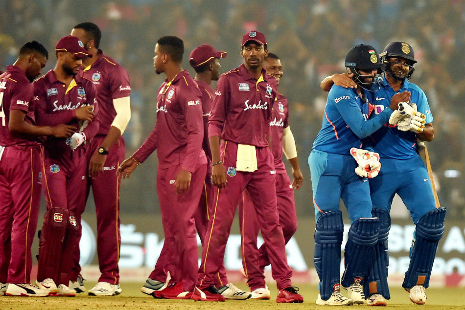 India Vs West Indies, 3rd ODI: Virats 85, Jadeja-Thakur late exploits give India series-clinching win - As it happened
