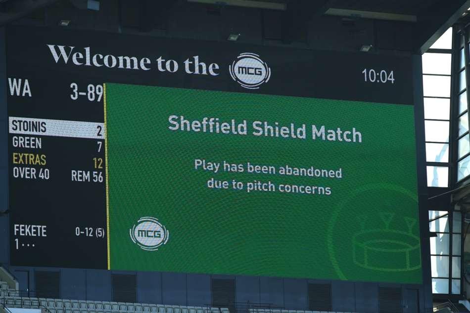 Sheffield Shield Mcg Boxing Day Test Australia New Zealand