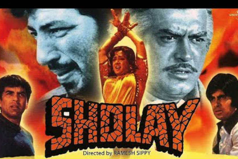 'All time favourite film is Sholay'