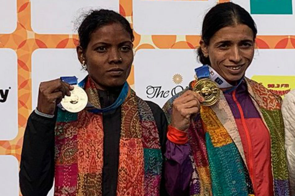 TSK 25K: Bengal's Shyamali bags silver after tumour scare