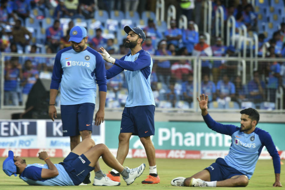 India vs West Indies: India, West Indies team reach Chennai for first ODI