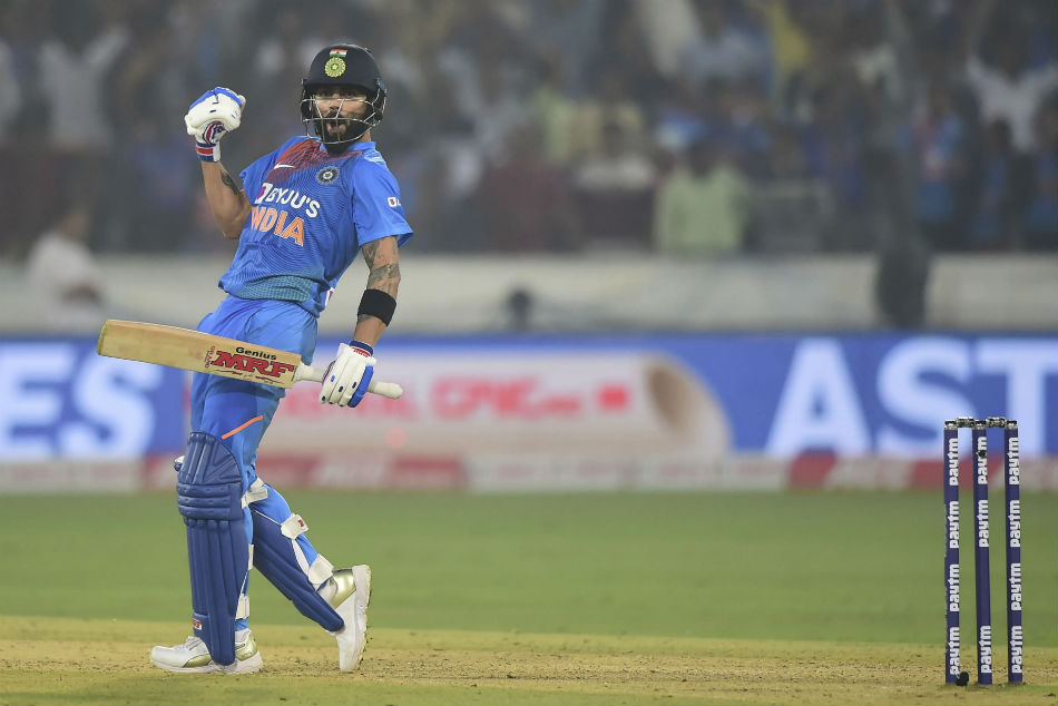 India vs West Indies: Virat Kohli thanks 'Big Boss' Vivian Richards for his 'amazing' comment on Twitter