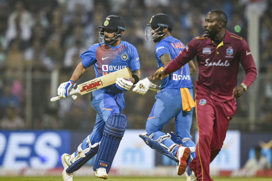 Virat Kohli, Rohit Sharma, KL Rahul pummell Windies with imperious batting: Twitterati hail India for outrageous hitting