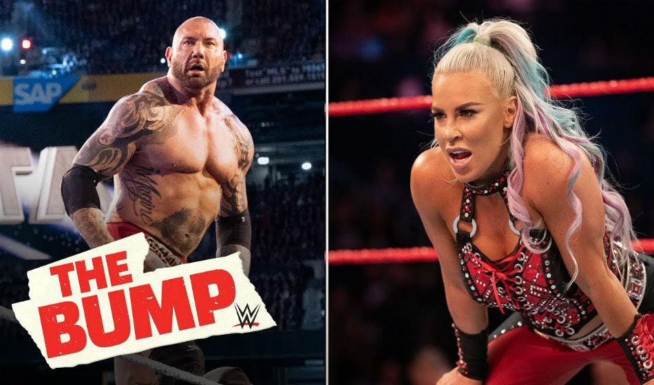 Wwe Superstars Dana Brooke And Batista Set For First Date