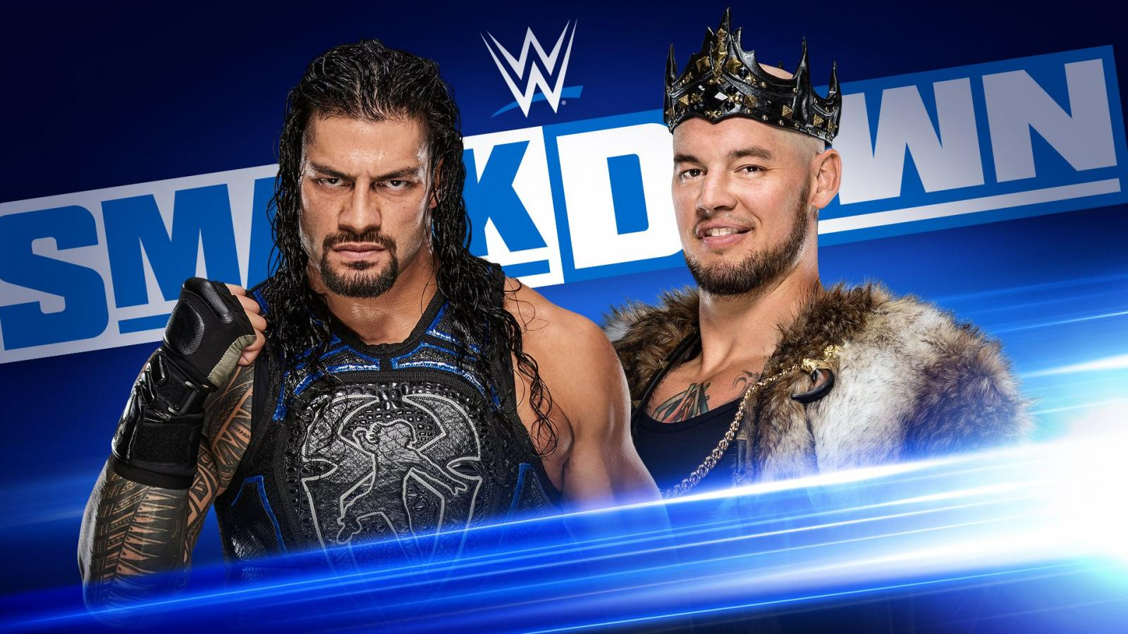 Wwe Friday Night Smackdown Preview Schedule December 6 2019