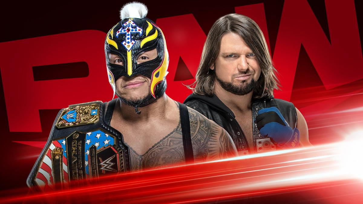 Wwe Monday Night Raw Preview Schedule December 9 2019