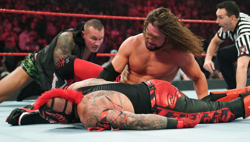 WWE Monday Night Raw results and highlights: December 9, 2019