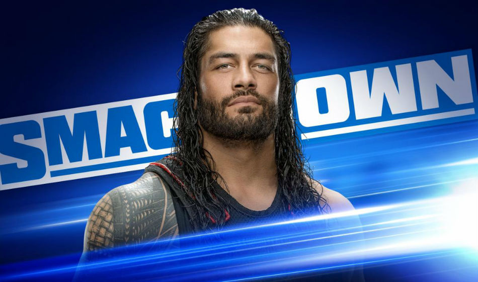 Roman Reigns to be unchained on SmackDown (image courtesy WWE.com)