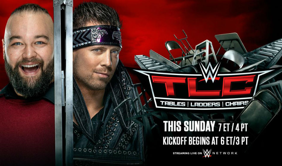 WWE Table Ladders and Chairs 2019: Match card, India time and where to watch