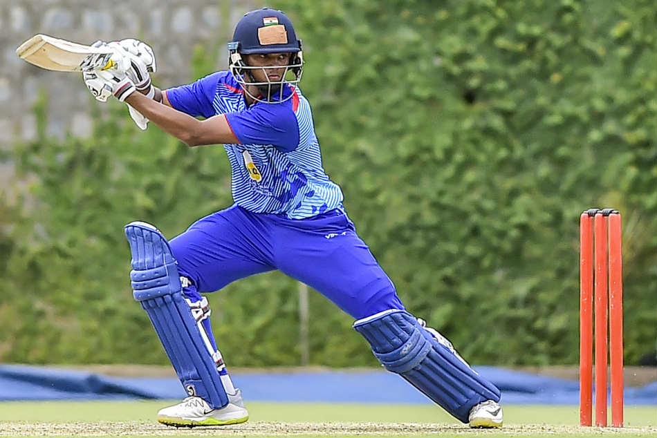 Dravid's batting tips helped me immensely: Yashasvi Jaiswal