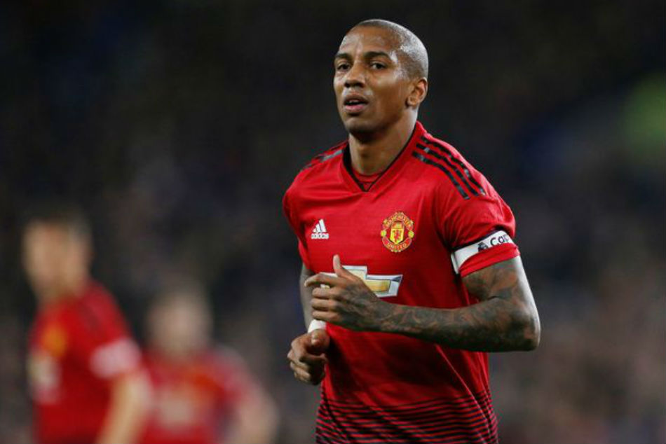 Ashley Youngs proposed move from Manchester United to Inter Milan thrown into doubt: Relief for Solskjaer?