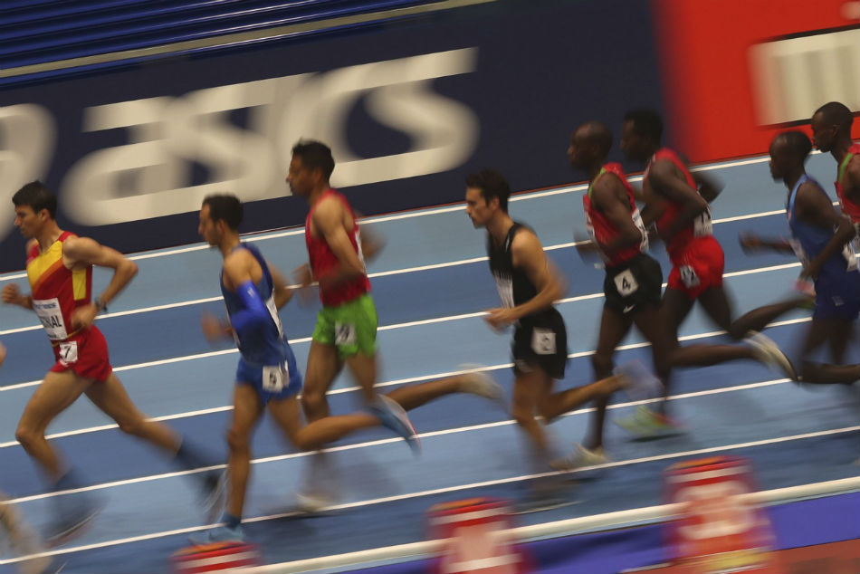 Asian Indoor Athletics championships in China cancelled due to virus threat