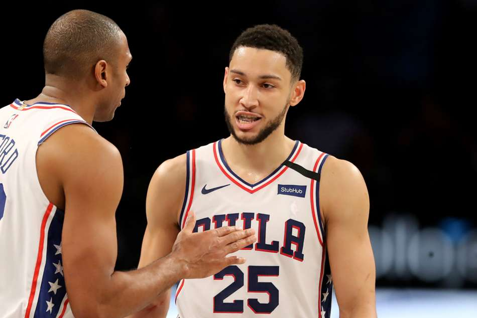 Brown brands Simmons 'ridiculously dominant' after brilliant display for 76ers