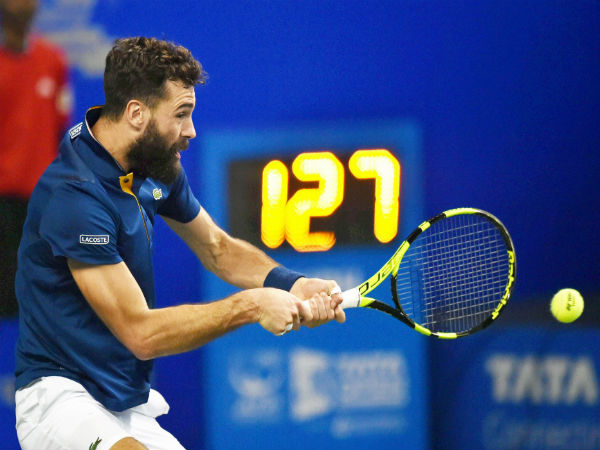 Benoit Paire (France, current world rank: 24)