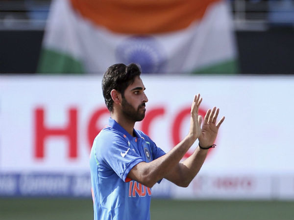 Bhuvneshwar out after surgery
