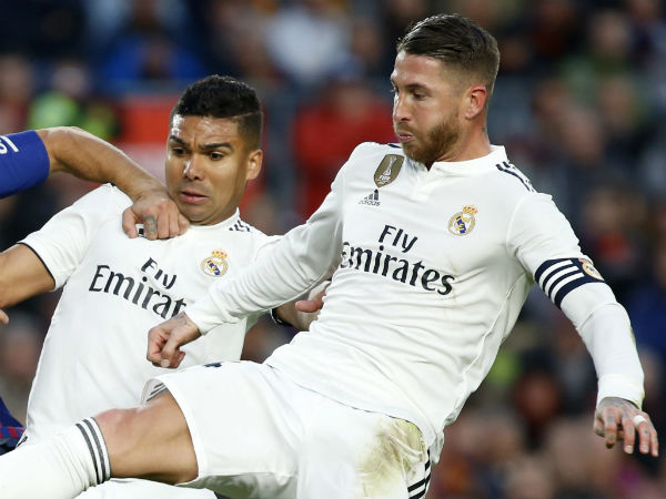 Casemiro to Real's rescue