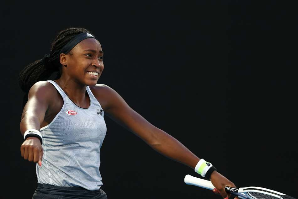 Australian Open 2020: Ruthless Gauff dumps out defending champion Osaka