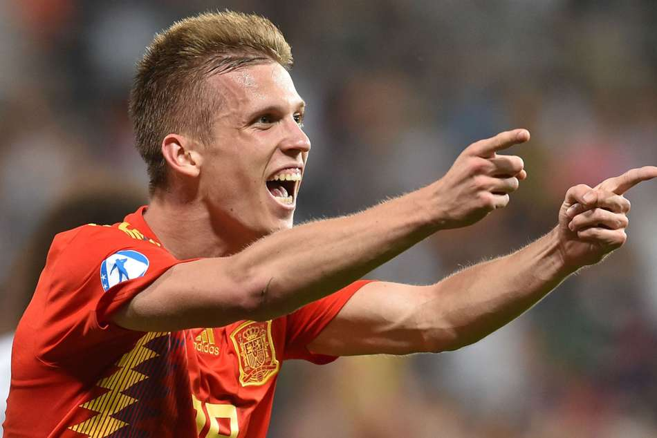 Barcelona present Dinamo Zagreb with a formal offer for Dani Olmo