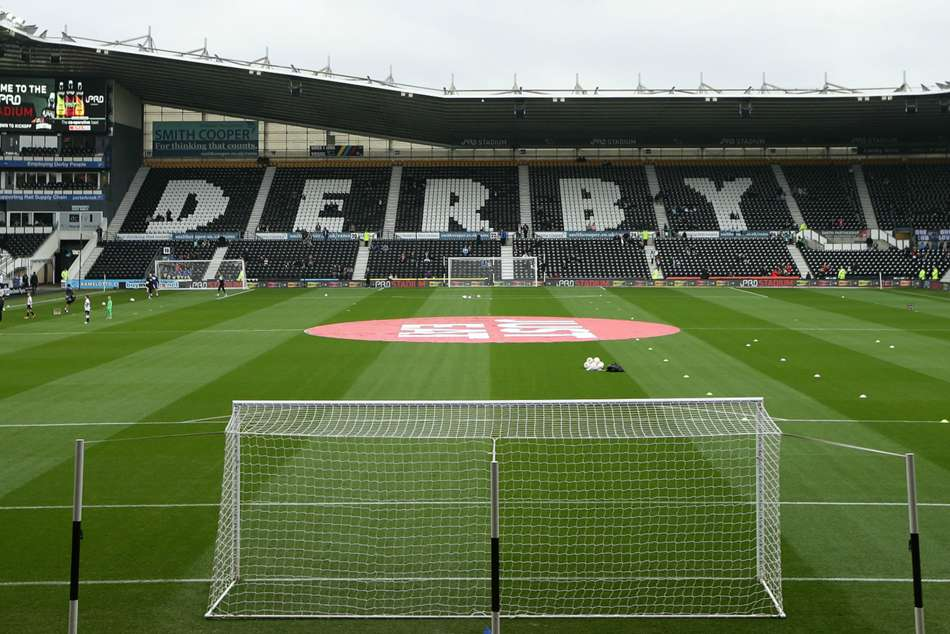 Derby Charged Spending Breach Efl