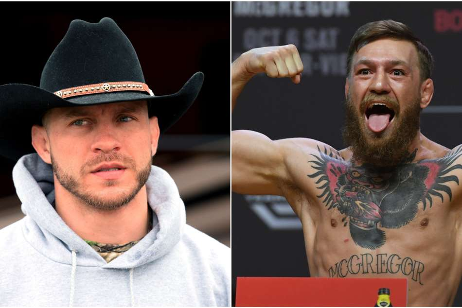 Donald Cerrone meets Conor McGregor on January 18