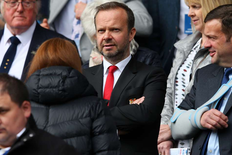 Manchester United condemn those involved in attack on Woodward's home
