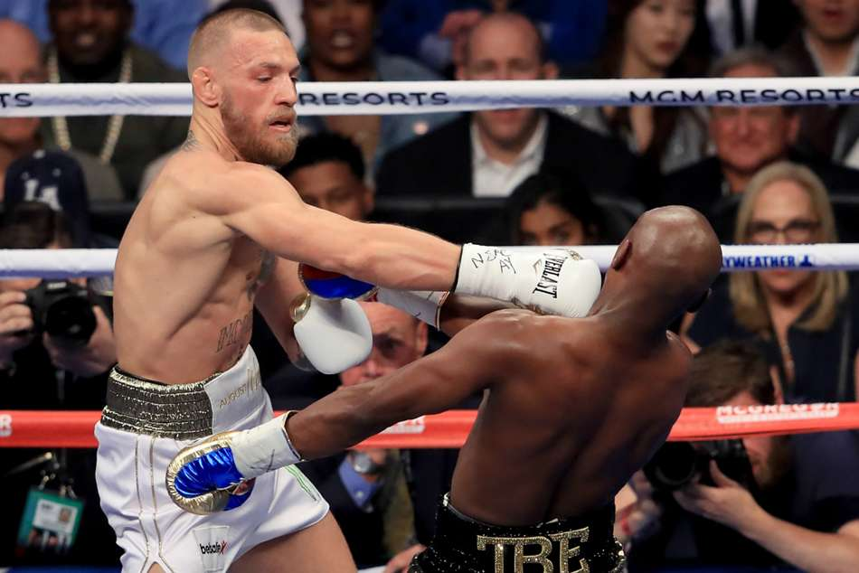 Conor Mcgregor Manny Pacquiao Talks Ongoing Boxing World Title