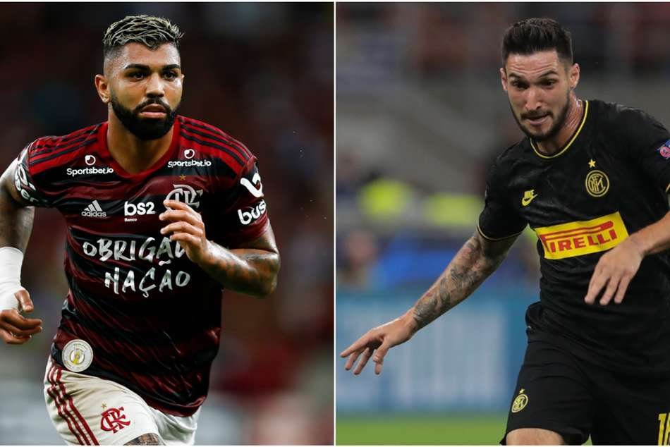Gabigol makes permanent Flamengo switch, Politano also leaves Inter