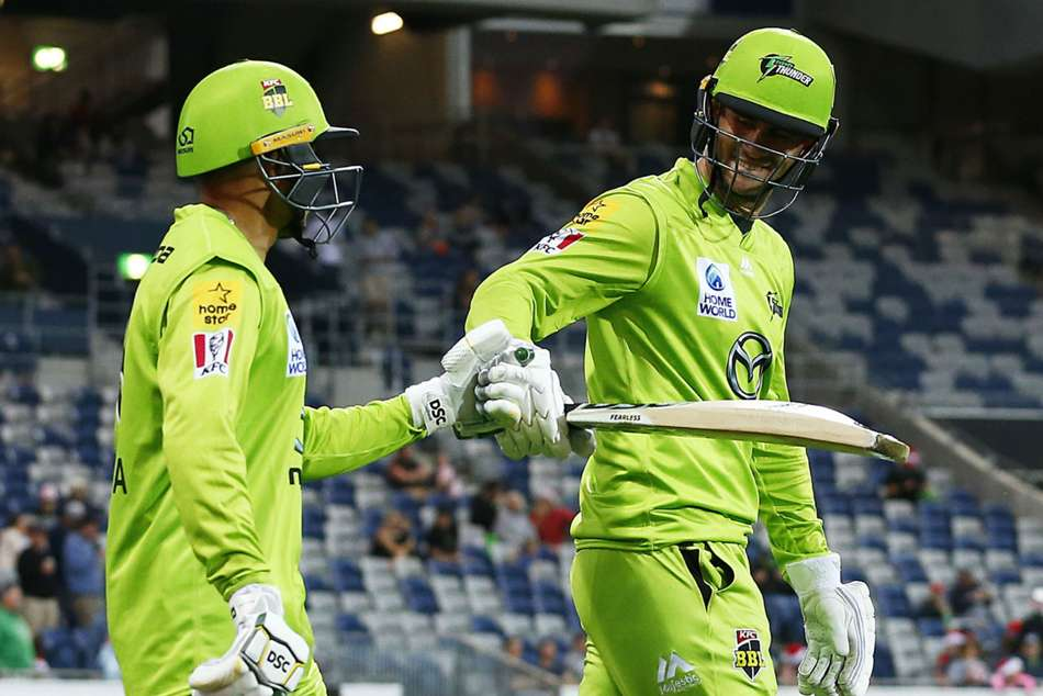 BBL 2020: Hurricanes crash out after failing to weather Hales and Khawaja storm