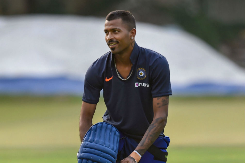 Hardik Pandya begins rehabilitation under Rahul Dravid at NCA