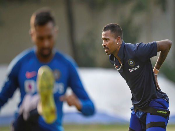 Will Hardik Pandya make it?
