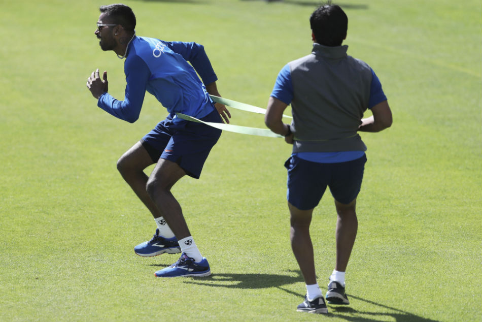Selection Meeting For Nz Tour After Clarity On Hardik Pandya Fitness Status