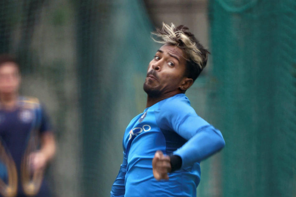 Pandya fails fitness tests, Vijay Shankar replaces him in India A squad