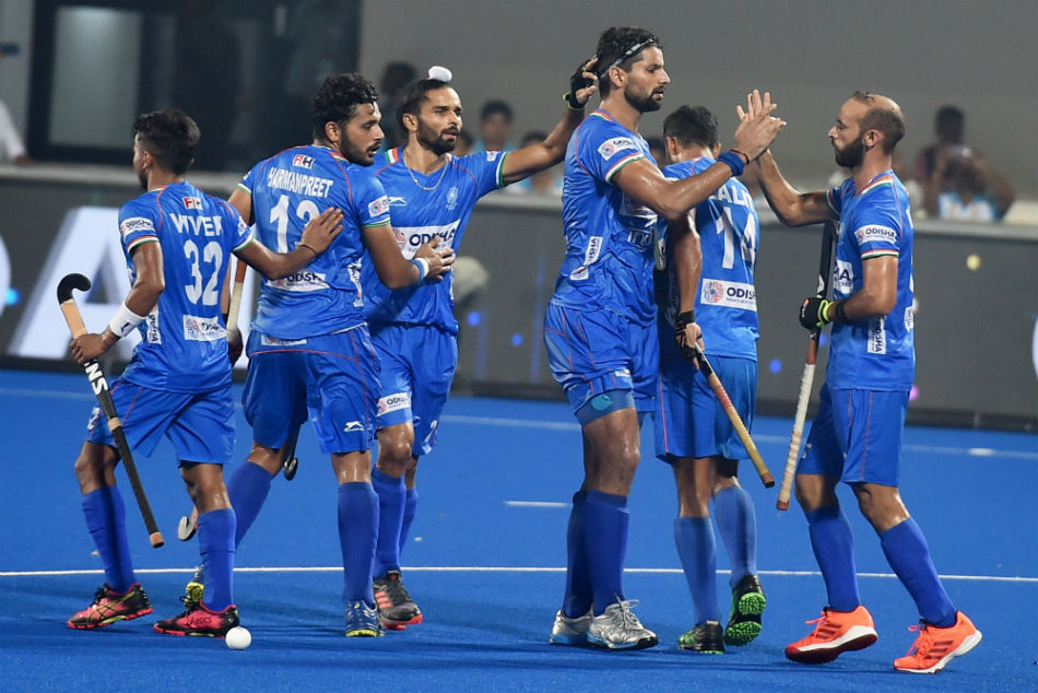 India to start Olympic preparations with FIH Pro League