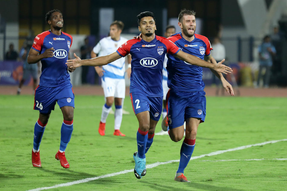 ISL 2019-20: Bengaluru FC 3-0 Odisha FC: Dominant Bengaluru run over Odisha to claim top spot