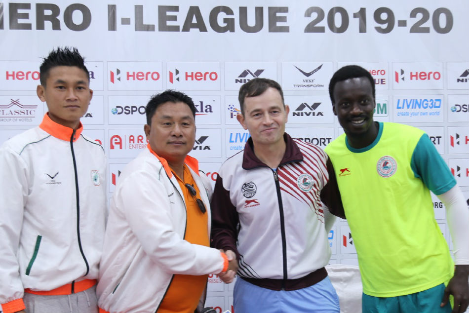 I-League: NEROCA vs Mohun Bagan: Preview: Resurgent NEROCA to host league leaders Bagan