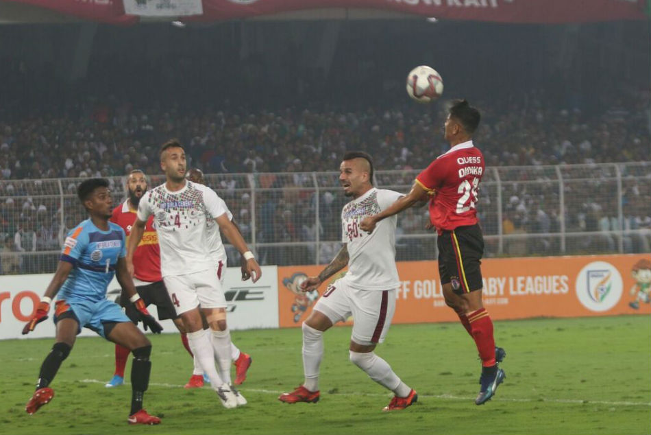 Hero I-League 2019-20: Mohun Bagan consolidate top spot with derby win over Quess East Bengal
