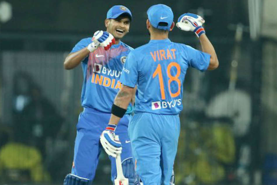 India win by 7 wickets (PIc: @BCCI)