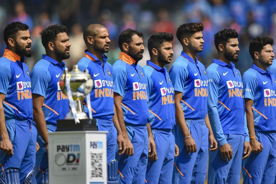 Indian Team Wear Black Arm Bands To Honour Bapu Nadkarni