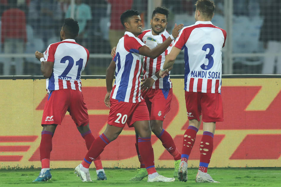 ISL 2019-20: ATK vs FC Goa: Lethal ATK strangle high-flying Goa