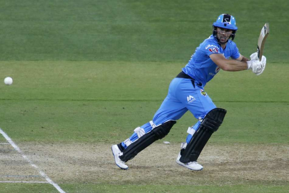 Big Bash League 09: Wells shines as Adelaide Strikers sink table-topping Melbourne Stars
