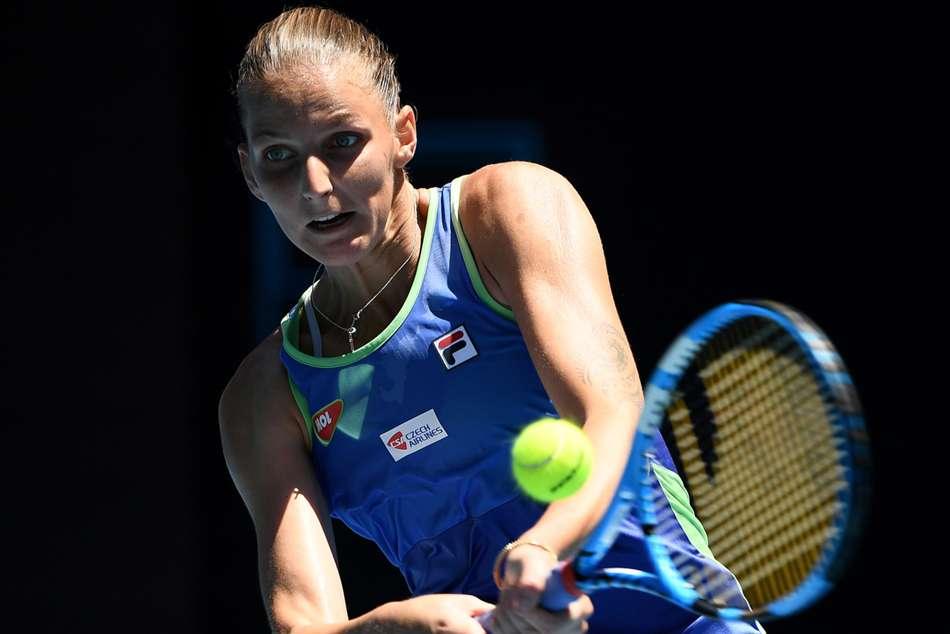 Australian Open 2020: Pliskova follows Osaka and Serena out of Melbourne in another upset