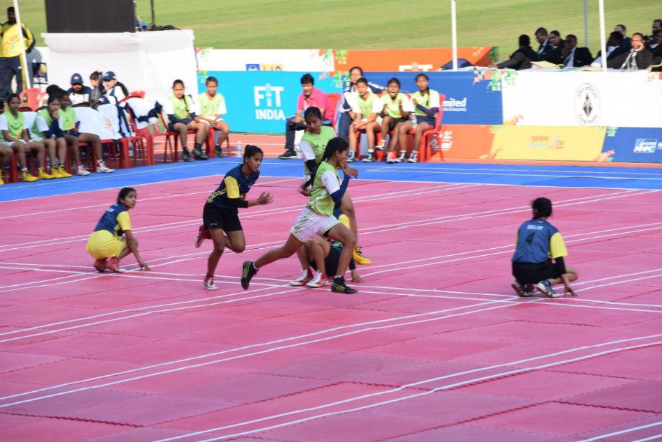 Khelo India Youth Games 2020 Maharashtra Continues Domination In Kho Kho On Day 2